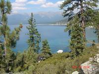 Does a lake monster dwell in Lake Tahoe?