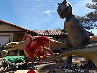 Shan-Gri-La Prehistoric Park aka The Dinosaur House in Henderson