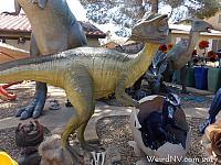The Dinosaur House