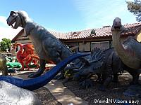 The Dinosaur House