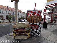 Giant Burger Combo