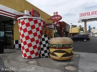Giant Burger Meal