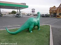 Las Vegas (2151 N. Rancho) Sinclair Dinosaur