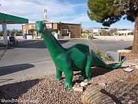Las Vegas (4005 N. Rancho) Sinclair Dinosaur