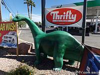 Las Vegas (Pecos Road) Sinclair Dinosaur