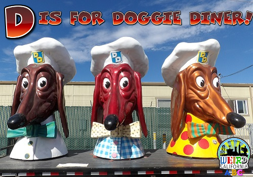 D is for Doggie Diner