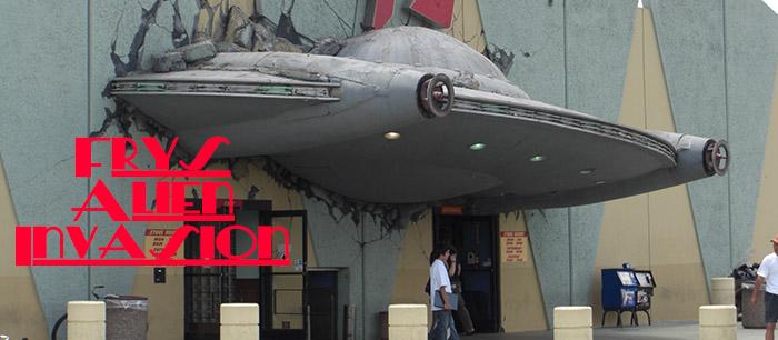 Alien Invasion Sites - Weird Nevada